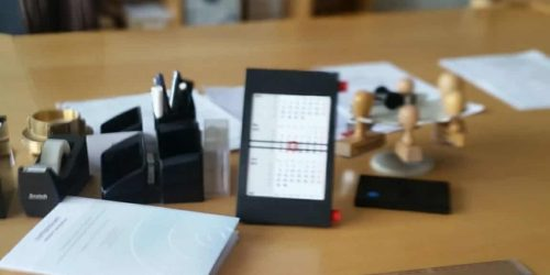Lintel - Schreibtisch